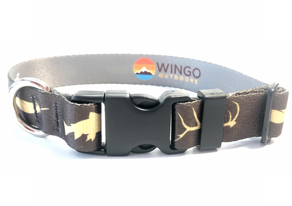 Dog Collar - RepYourWater Wild Water