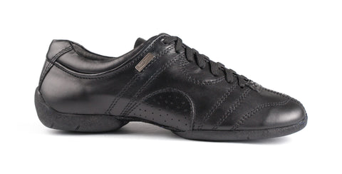 PD CASUAL 001 BLACK LEATHER