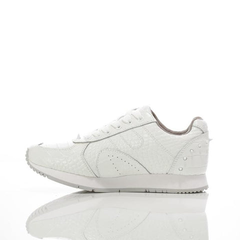 Mens white runner