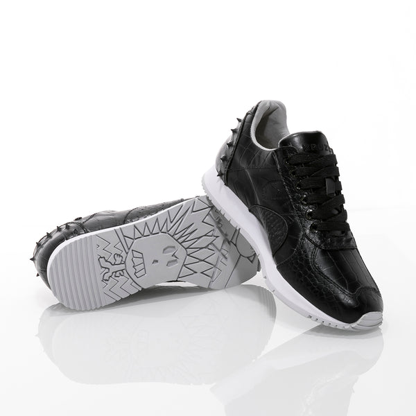 Boston 2.0 Black Croco M