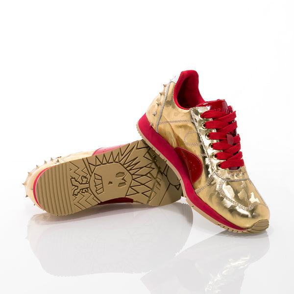 Boston 2.0 Camo Gold Red W