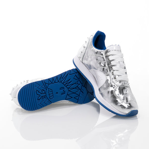 Boston 2.0 Camo Silver White Blue M