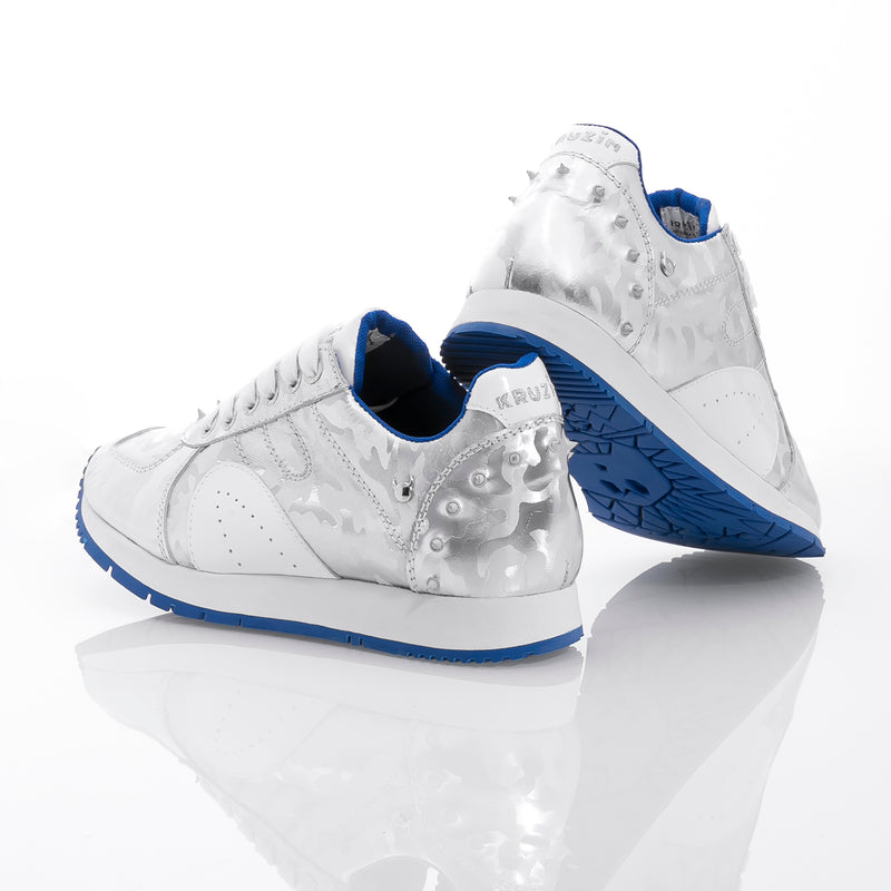 Boston 2.0 Camo Silver White Blue W