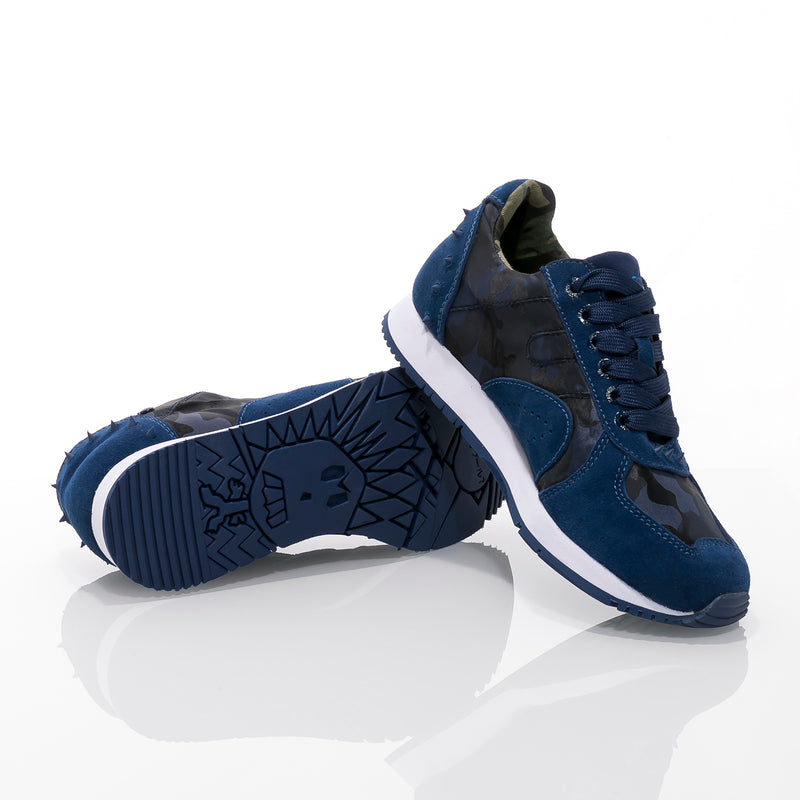 Boston 2.0 Camo Dark Blue White  M