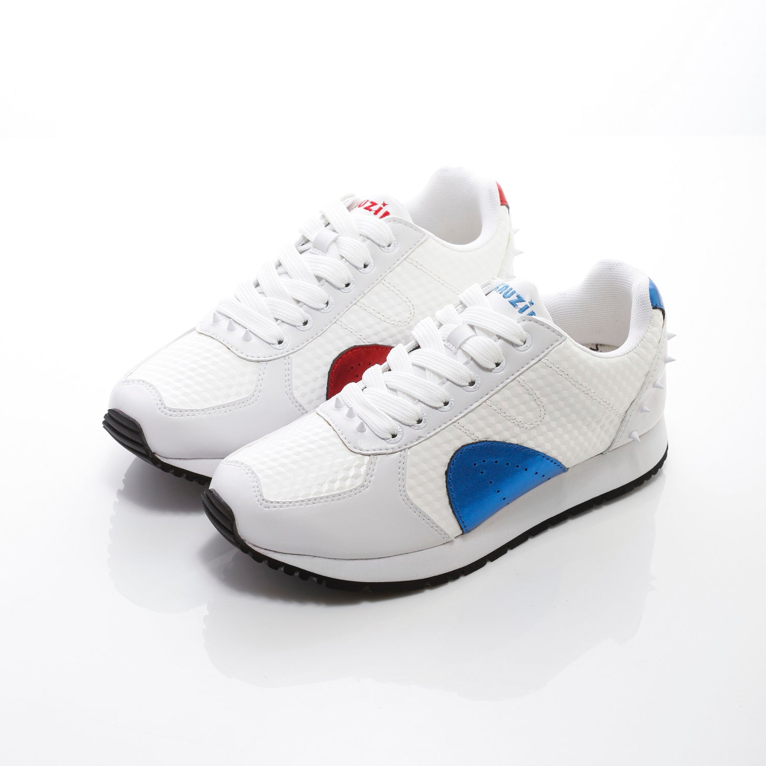Boston White Blue Red M