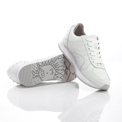 Boston White Croco M