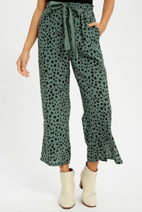 All in Leopard Pants - Velvet Chapel