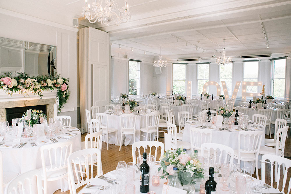 Winchester House Putney wedding venue