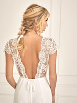 The Cecilia wedding dress