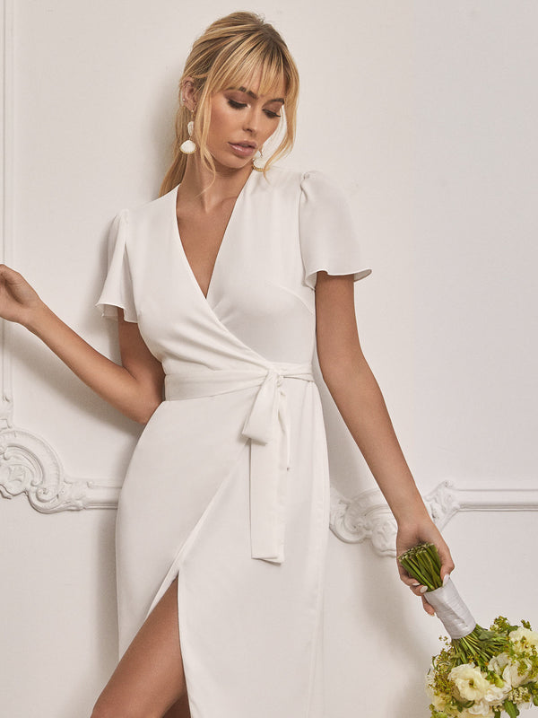The Esmee white dress