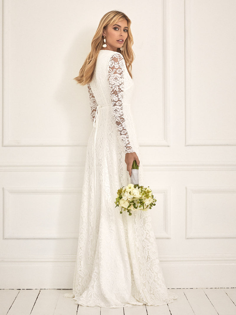 Olivia wedding dress