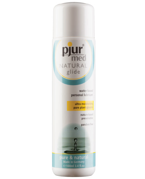 Pjur Med Natural Glide - 100ml Bottle