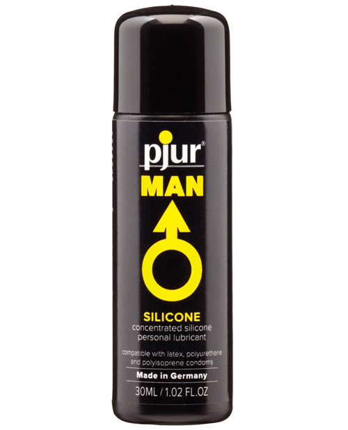Pjur Man Silicone Personal Lubricant - 30 Ml Bottle