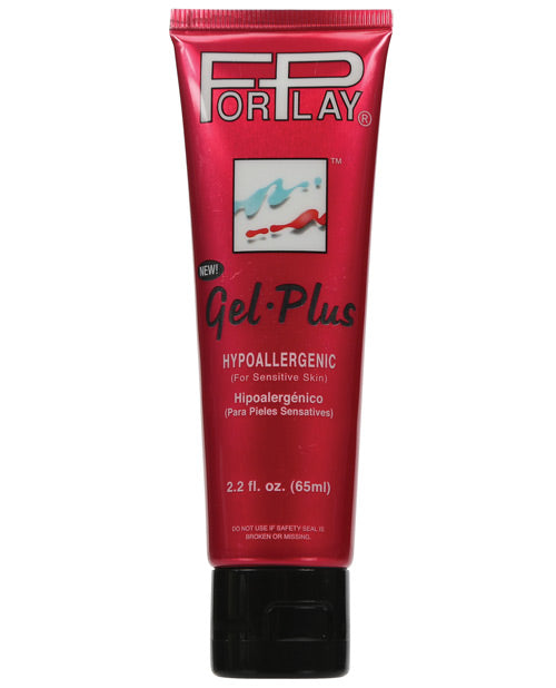 Forplay Gel Plus Lubricant - 2.2 Oz Tube