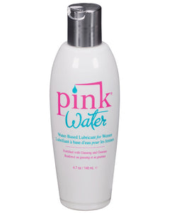 Pink Water Lube - 4.7 Oz Flip Top Bottle