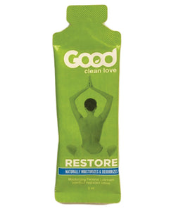 Good Clean Love Bio Match Restore Moisturizing Personal Lubricant - 5 Ml Foil
