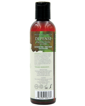 Intimate Earth Defense Anti-bacterial Lubricant - 60 Ml