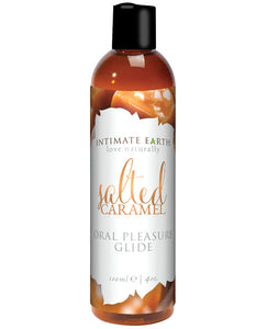 Intimate Earth Lubricant - 120 M Salted Caramel