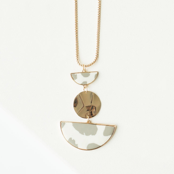 Necklace shea shimmer