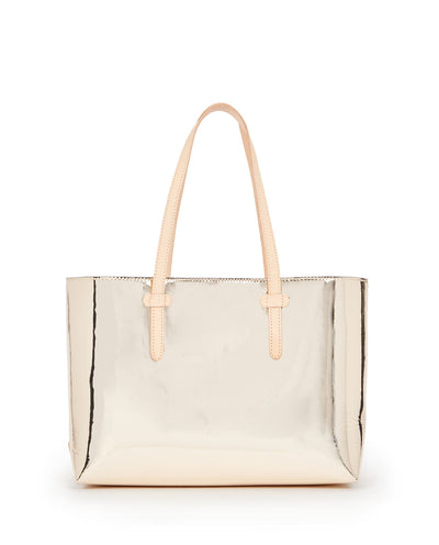 Breezy East West Tote, Goldie