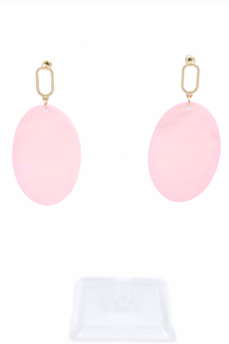 Pastel Shell Drop, Pink
