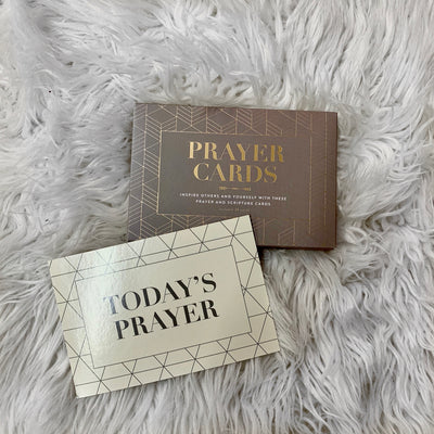 Christian Collection Prayer Cards