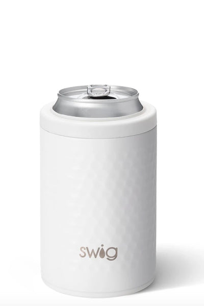 Can Cooler, White