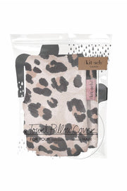 Towel Pillowcover, Leopard
