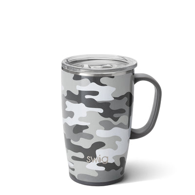 INCOGNITO CAMO TRAVEL MUG (18OZ)