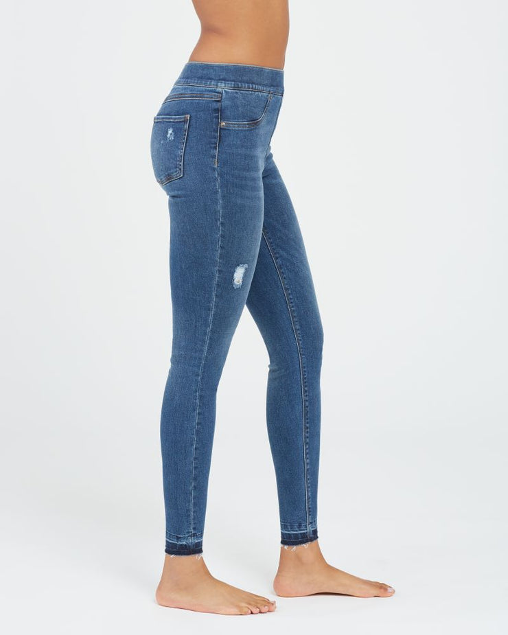 SPANX Distressed Skinny Jean Regular