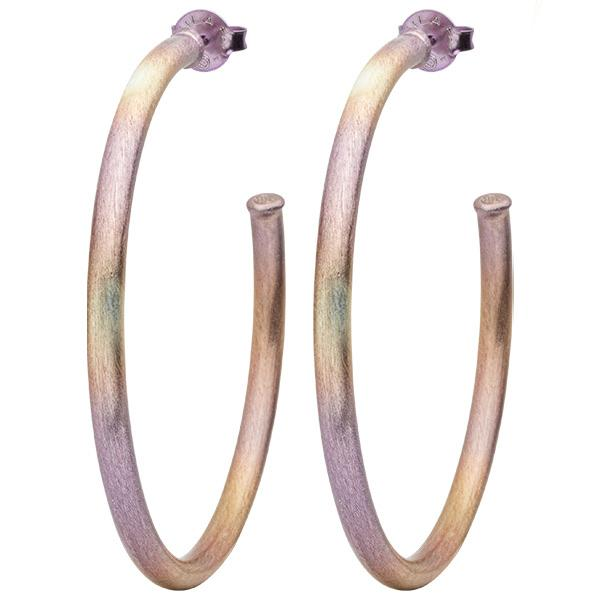Everybody's Favorite Hoops, Burnished Lavender