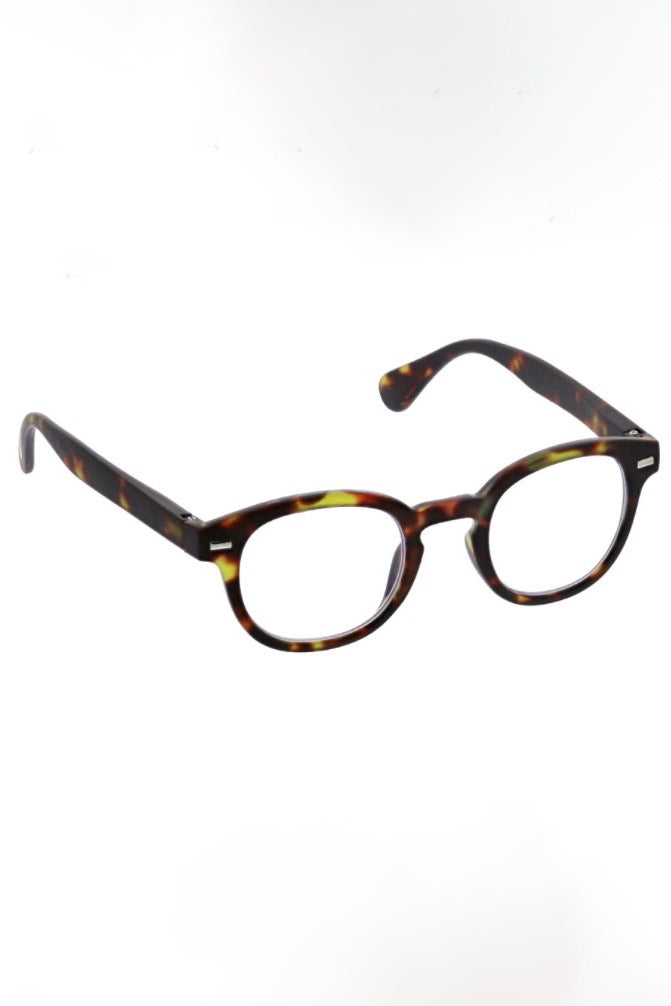 Headliner- tortoiese blue light eye glasses