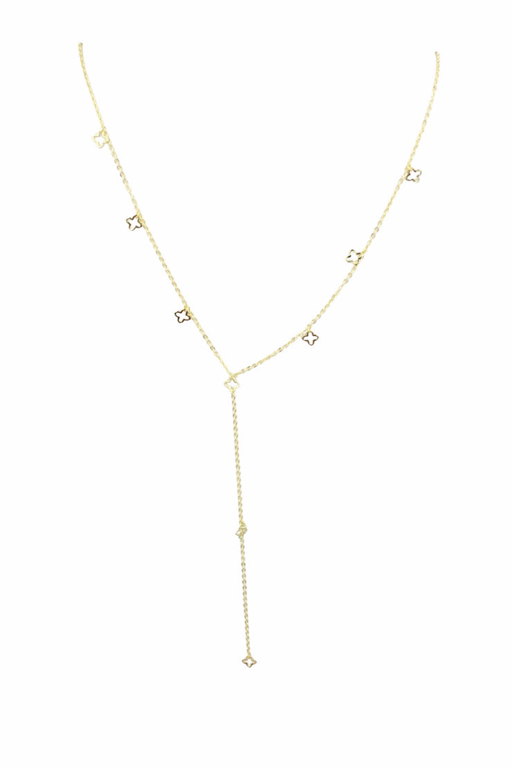 Sara necklace, gold