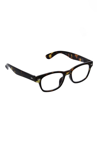 Clark Focus- tortoise blue light eye glass