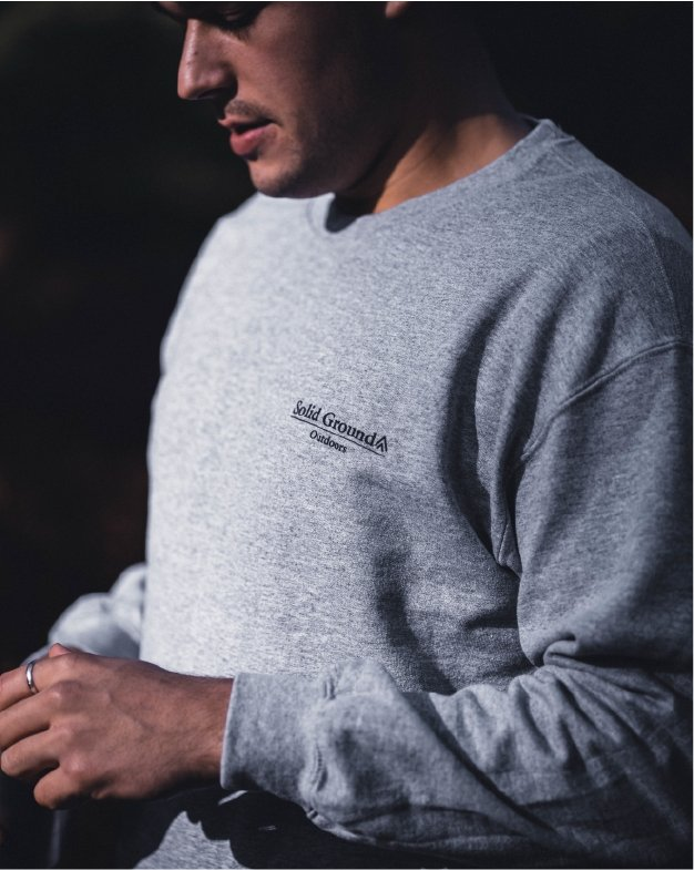 Sweatshirts | Solid Ground Outdoors