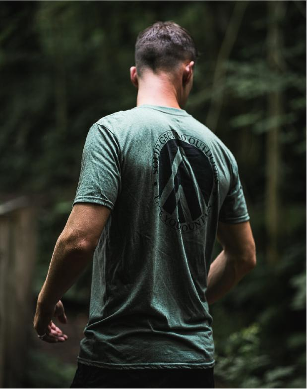 T-Shirts | Solid Ground Outdoors