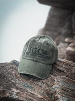 SGO - Face Your Mountain cap - Olive