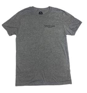 SGO Tactical - Athletic Fit Grey T-Shirt - Solid Ground Outdoors