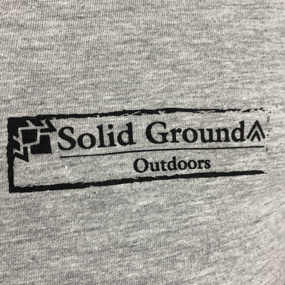 SGO - Geo Mandala - Grey - Solid Ground Outdoors