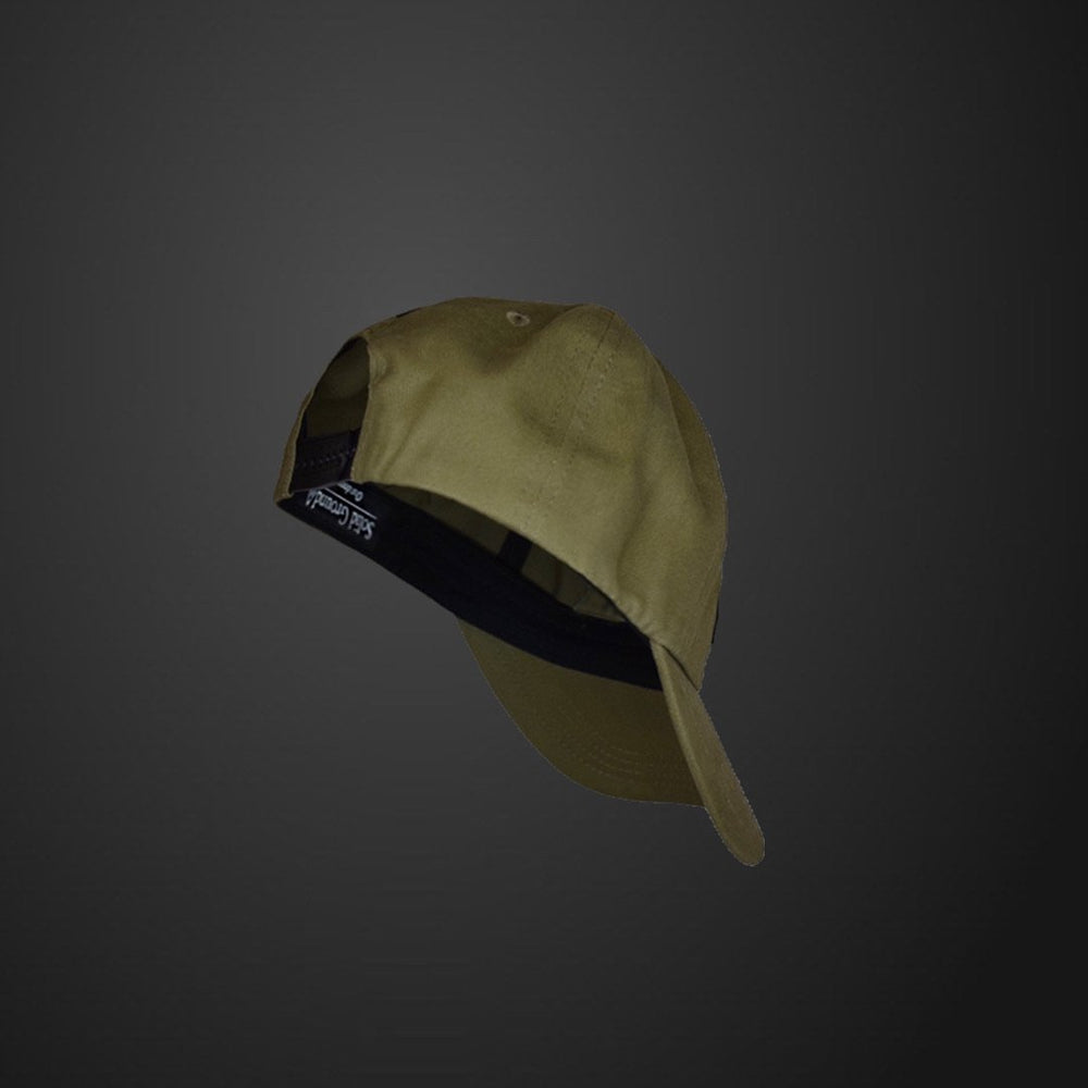 Load image into Gallery viewer, SGO Horizon Cap - Olive - Solid Ground Outdoors