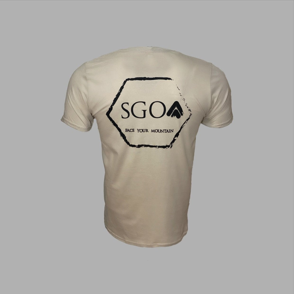 SGO - New Era Hex Tee - Beige