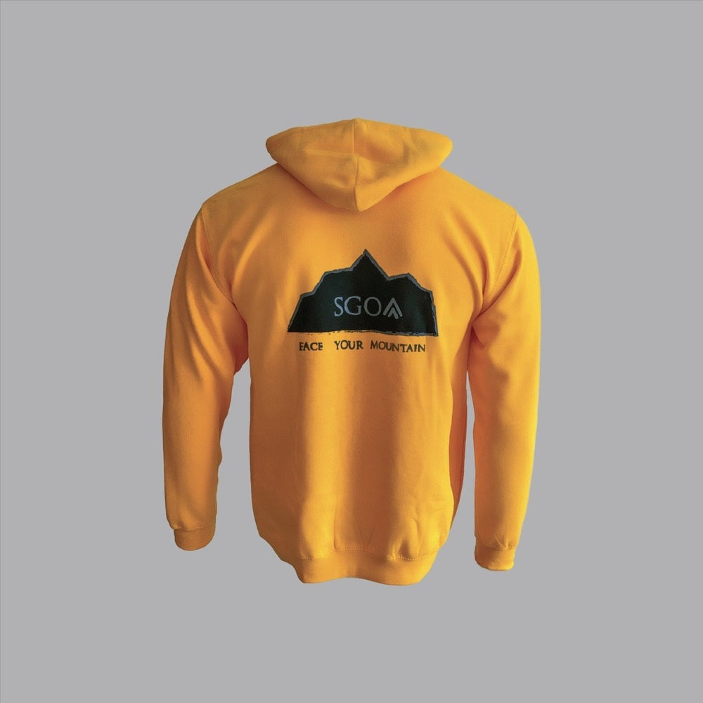 SGO New Era Hoodie - Yellow