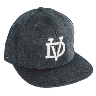 DV Charcoal Flex Fit Cap