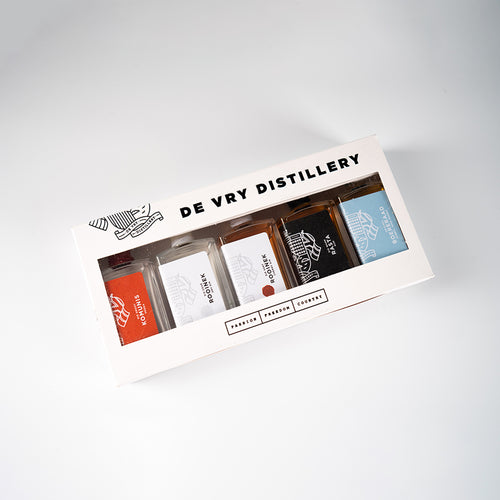 De Vry Distillery Mini Collection