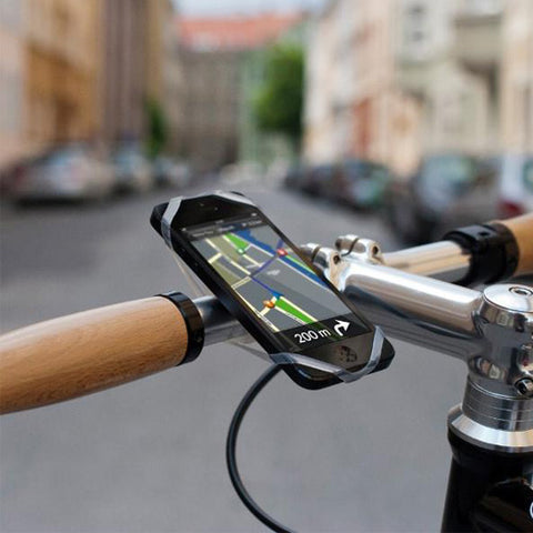 RAPIDMOUNT - Silicone Bike Mobilephone Holder Band