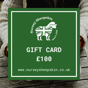Nursey Sheepskin Gift Card