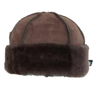 Sheepskin Beanie Hat | Men | Ladies