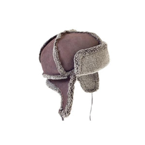 340117f8f Brown Tornado Trapper Hat with Ear Flaps