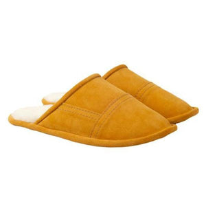 Burton Slip On Sheepskin Mule Slipper (Unisex)
