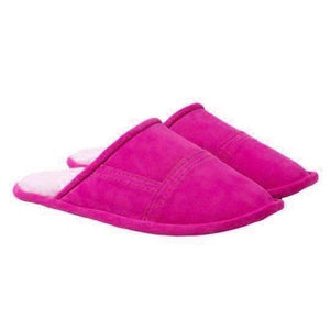 Burton Slip On Sheepskin Slipper (Unisex) - Deluxe